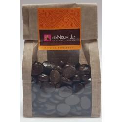 Sachet de Grains de Café - Chocolat - 140g Net
