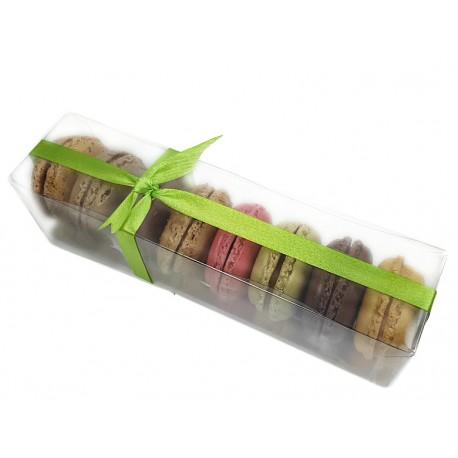 Coffret  8 Macarons - Sucré