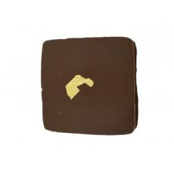 Le Palet Or, chocolat lait