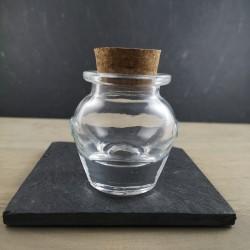 Mini jarre en verre