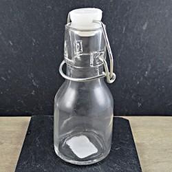 Mini bouteille limonade en verre