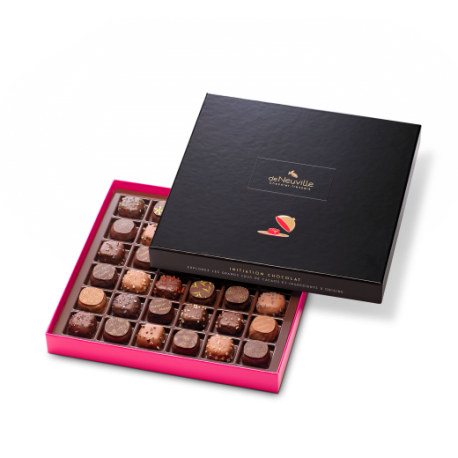 Coffret Initiation - 36 chocolats
